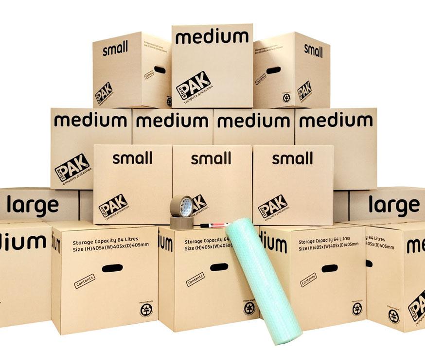cookes storage 3-4 bedroom kit