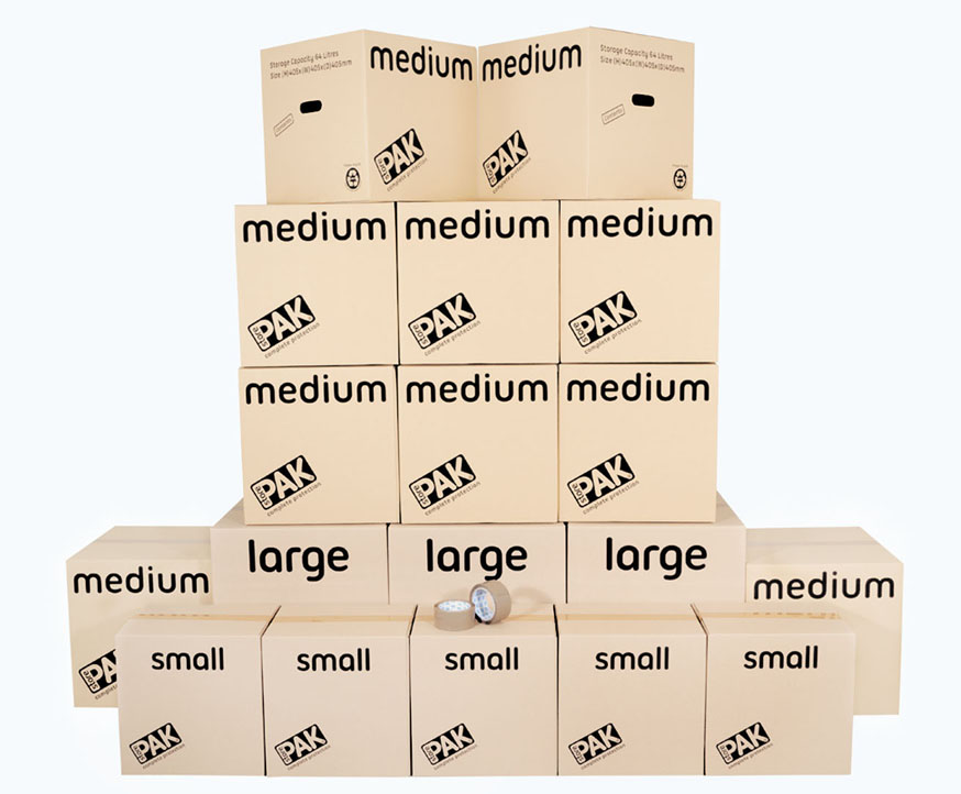 cookes storage value moving kit