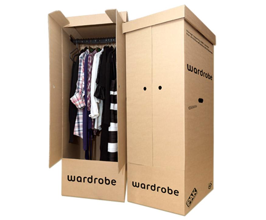 cookes storage wardrobe box