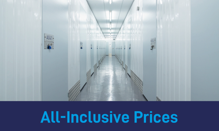 All Inclusive Sutton Coldfield Self Storage