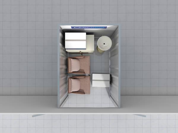 35 sq ft Unit Cookes Storage Service
