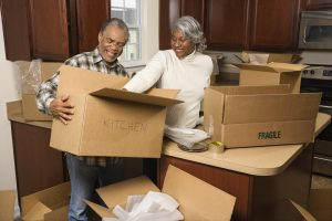Packing your kitchen for a house move Cookes Storage Service