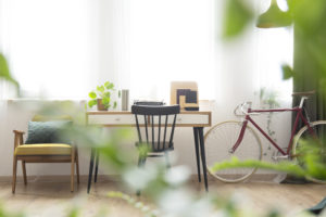 Making the perfect home office space Cookes Storage Service