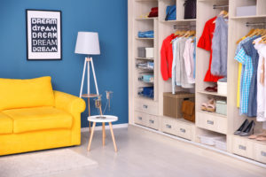 What could you do with a spare room? Cookes Storage Service