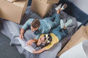 Top tips for reducing stress on moving day Cookes Storage Service